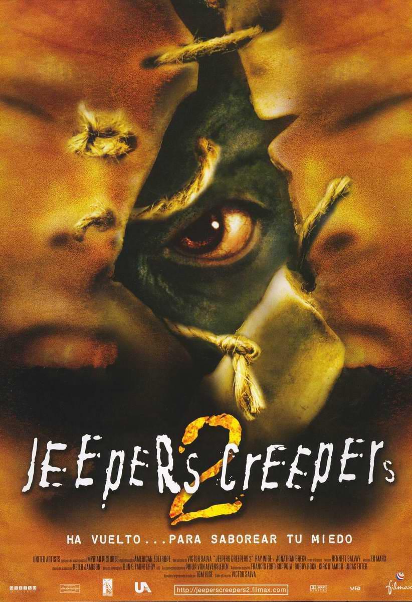 Jeeper Creeper  Full Movie Watch Online